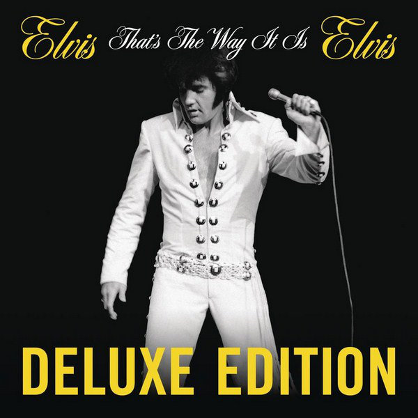 Elvis Presley - Thats The Way It Is 8CD Box (2014) [Deluxe Edition]