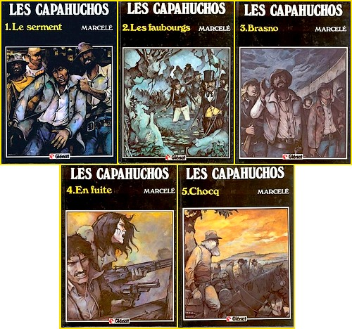 Les Capahuchos (Updated)