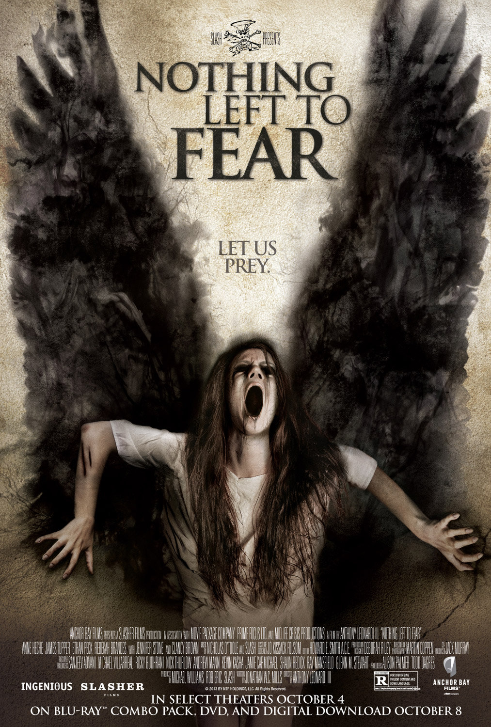 Nothing Left to Fear affiche