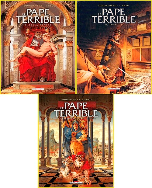 Le pape terrible (Updated)