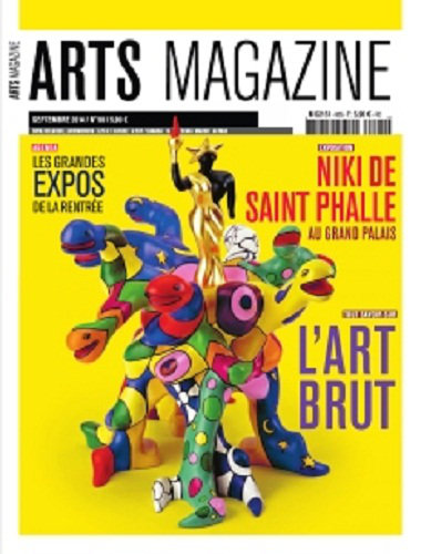 [Multi] Arts Magazine N°90 - Septembre 2014