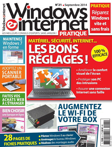 [Multi] Windows & Internet Pratique N°21 - Septembre 2014