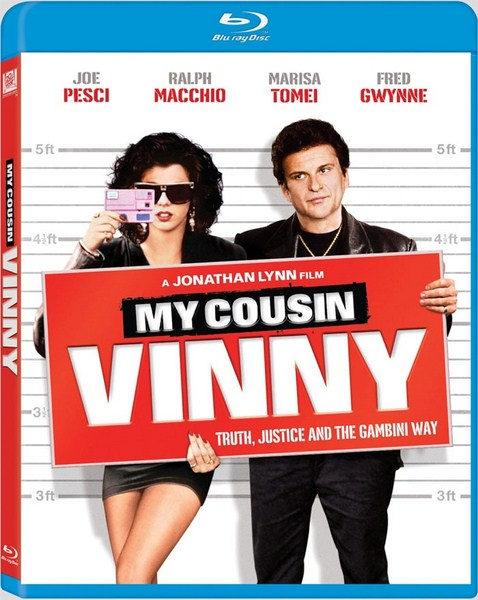 My Cousin Vinny [HDRip-1080p] [Eng] [Multi]
