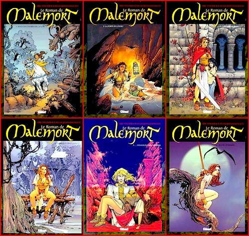 Le roman de Malemort (Updated)