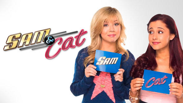 affiche Sam & Cat (Sam and Cat)