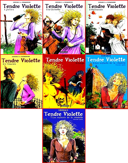 Tendre Violette (Updated)
