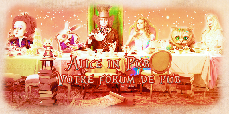 Alice in Pub