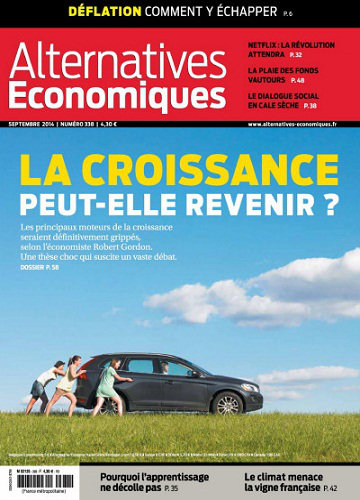 [Multi] Alternatives Economiques N°338 - Septembre 2014
