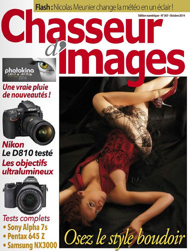 [Multi] Chasseur d'Images N°367 - Octobre 2014