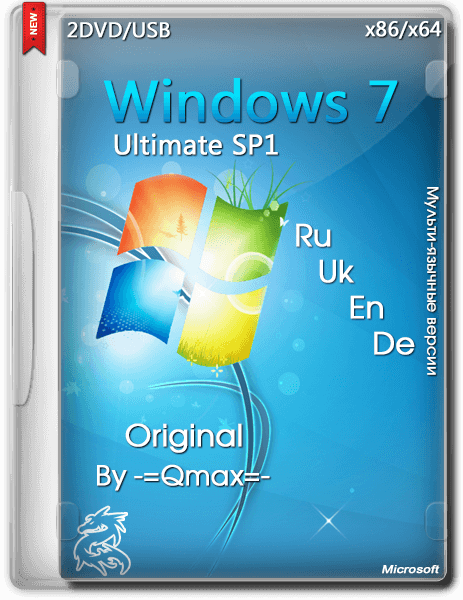 Windows 7 Ultimate SP1 X86 X64 16in1 Sv-SE OEM ESD Aug 2014
