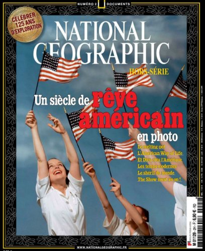 National geographic Hors Serie N°2 Special USA