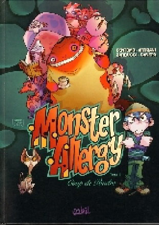 Monster Allergy  - Tomes 1 à 17