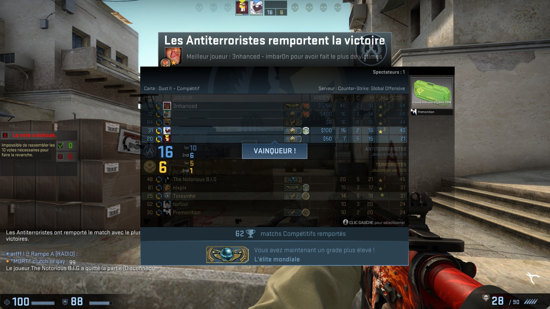 why is cs go matchmaking so bad Many csgo players left unsatisfied after the calibration process because of the rank assigned to them so, they can recalibrate their rank again by choosing to buy cs.