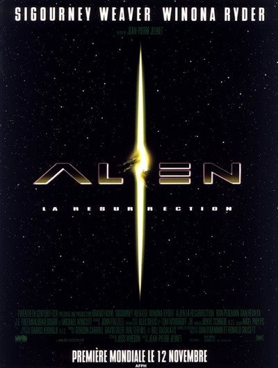 Alien 4 - Alien, la résurrection