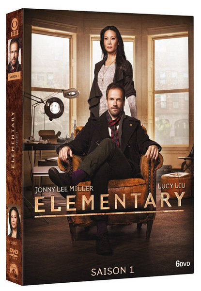 Elementary [S01] [HDRip-720p] [FRENCH]
