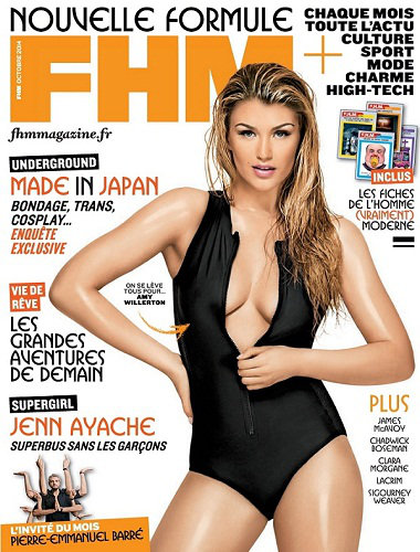 [Multi] FHM - Octobre 2014