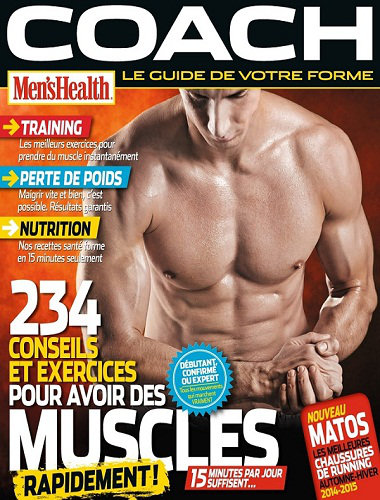 [Multi] Men's Health Hors Série Coach N°15 - 2014