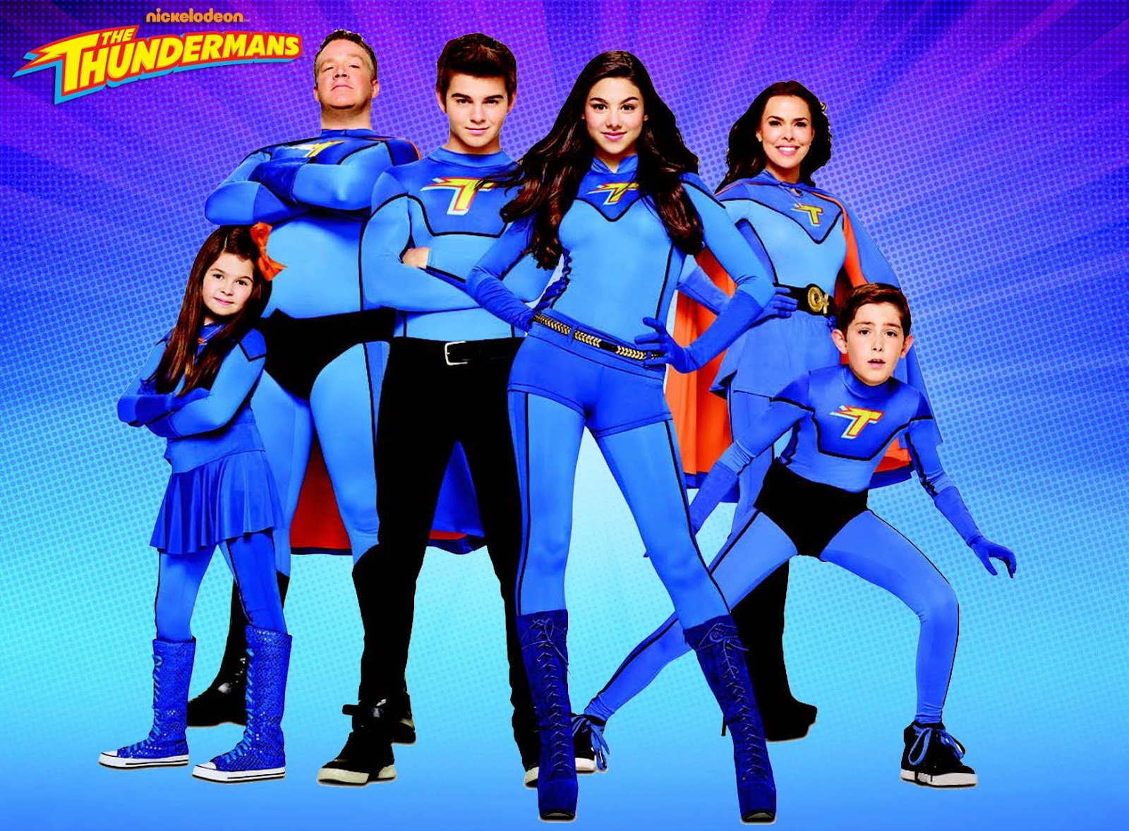 Les Thunderman The Thundermans En Streaming
