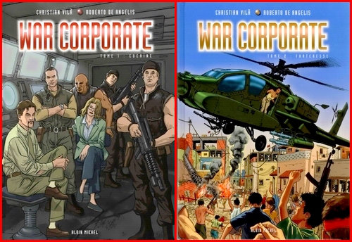 War corporate - Tome 1 + 2