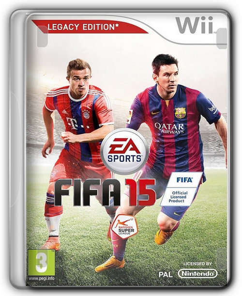 Fifa 15 Legacy Edition [Wii]