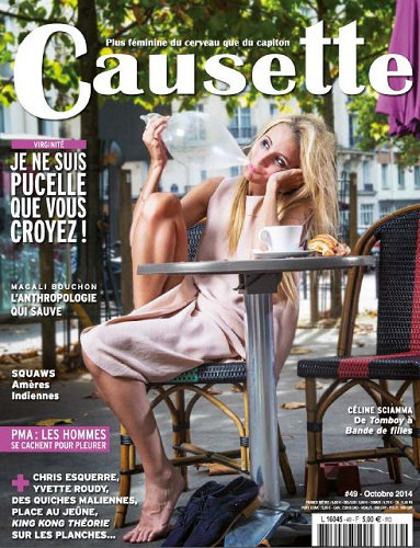[Multi] Causette N°49 - Octobre 2014