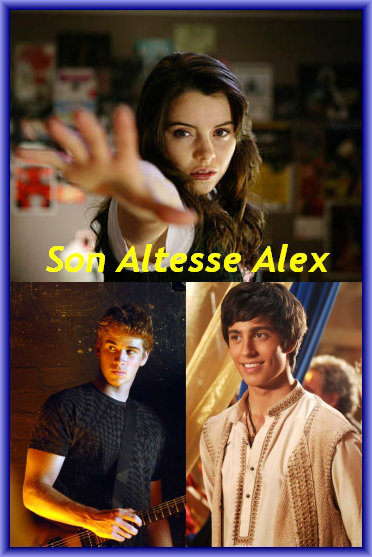 affiche Son Altesse Alex (The Elephant Princess)