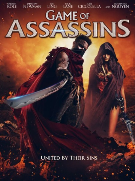 Game of Assassins 2013 DVDRip XviD AC3 RoSubbed-iFT