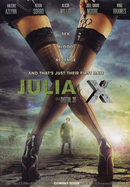 Julia X 2011 720p BluRay DD5.1 x264-VietHD