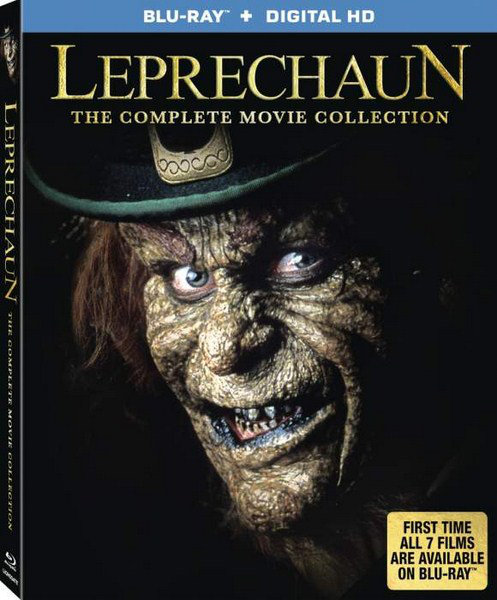 Leprechaun Complete Collection 1993-2014 [HDRip-720p] [Eng] [Multi]
