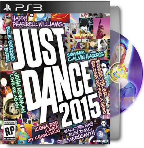 Just Dance 2015 .PS3