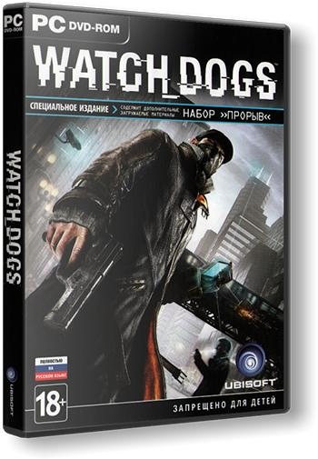 Watch Dogs - Digital Deluxe Edition [v 1.06.329 + 16 DLC] - RePack |PC| [Multi]