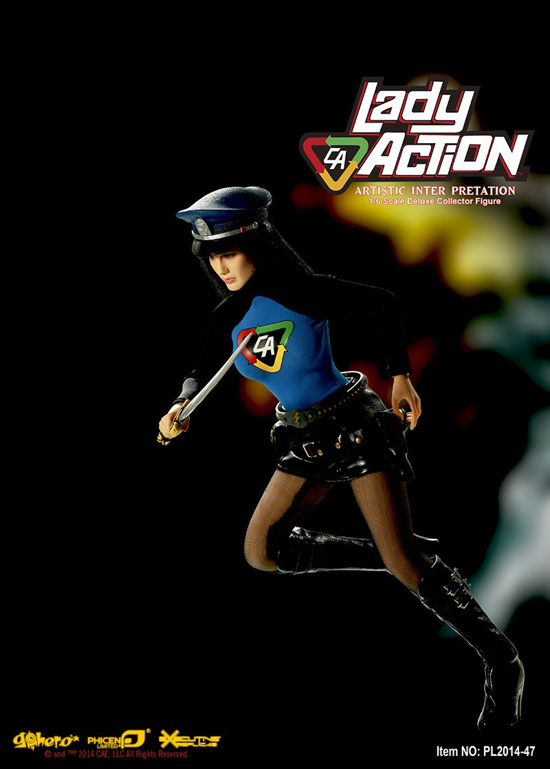 CAPTAIN ACTION - MARVEL/DC 4c3z