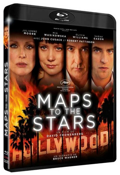 Maps To The Stars [FullBluray] [HDRip-1080p] [Multilanguage] [Multi]