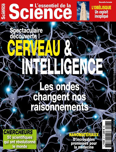 [Multi] L'Essentiel de la science N°27 - Octobre Novembre 2014