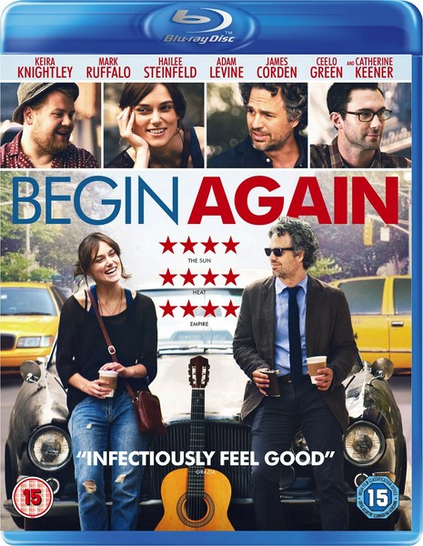 Begin Again [HDRip-720p] [FRENCH] [Multi]