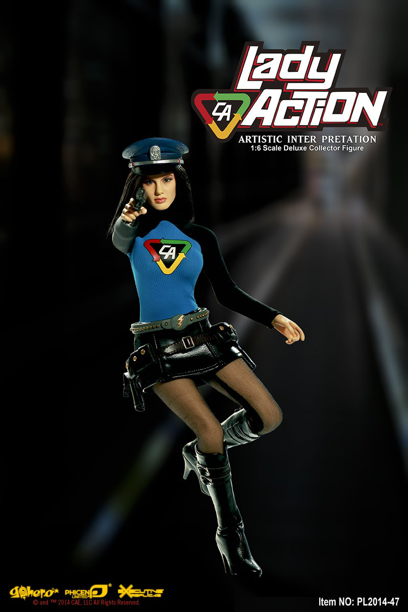 CAPTAIN ACTION - MARVEL/DC Wslf
