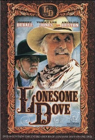 Lonesome Dove (1989) affiche