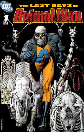 The Last Days of Animal Man - Tomes 01-04