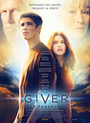 The Giver affiche