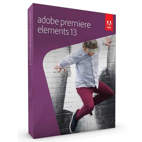 Adobe Premiere Elements v13.0 MacOSX Cracked