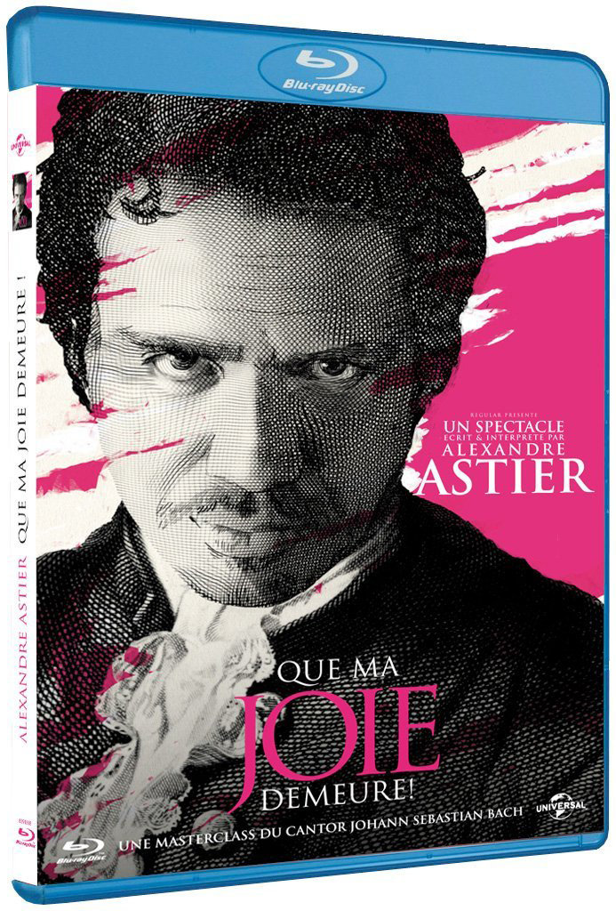 Alexandre Astier - Que Ma Joie Demeure [HDRip-1080p] [FRENCH] [Multi]