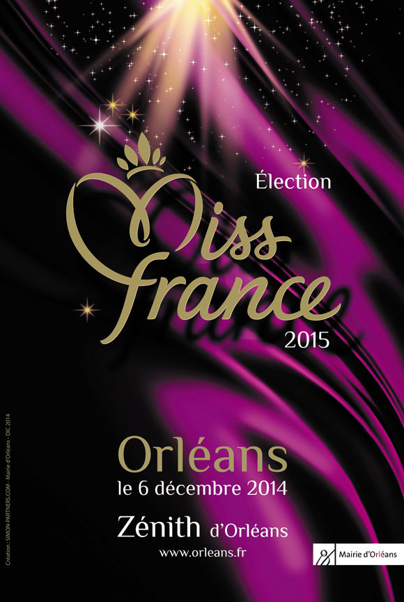 Miss France affiche