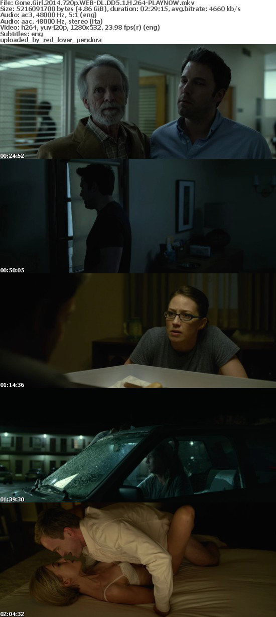 Gone Girl 2014 720p WEB-DL DD5.1 H264-PLAYNOW