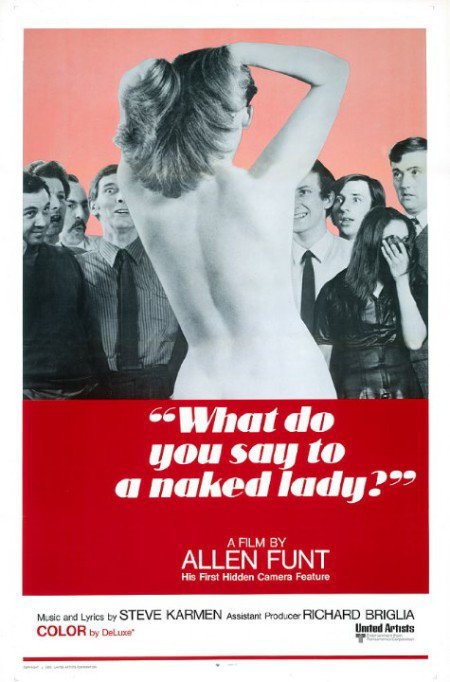 What Do You Say to a Naked Lady? 1970 DVDRIP X264 AAC CrEwSaDe