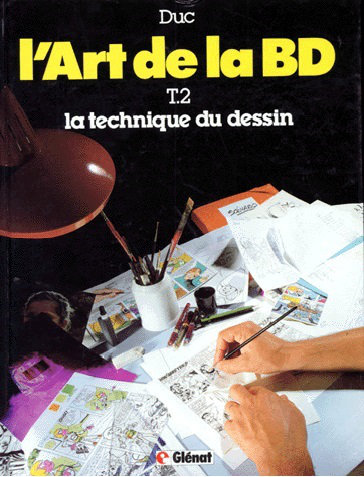 L'Art de la BD – La technique du dessin