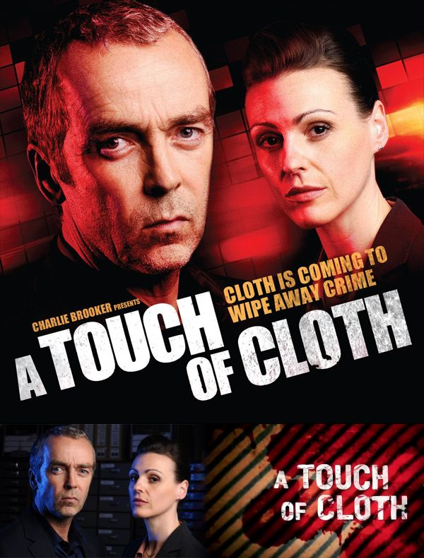 affiche Close Case : affaires class�es (A Touch of Cloth)