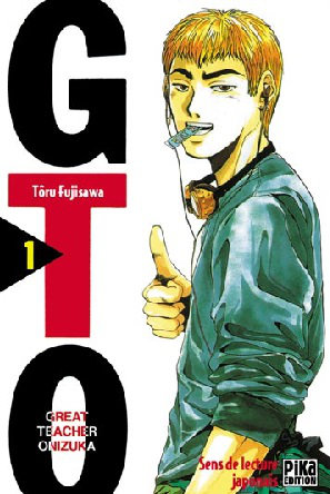 GTO (Great Teacher Onizuka) - Tomes 01 à 25 MANGA