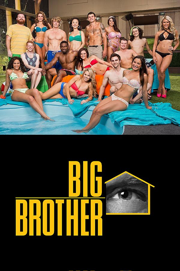 Big Brother (U.S.) affiche