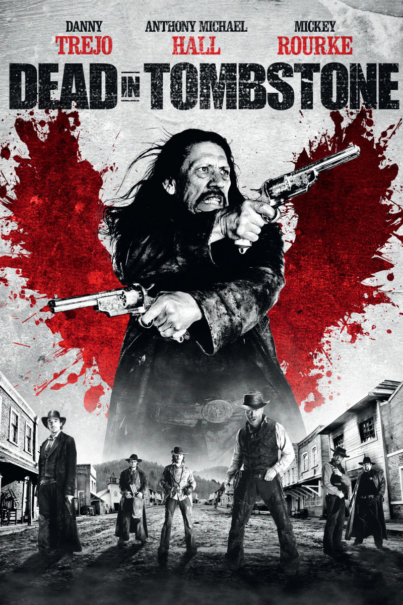 Dead in Tombstone affiche