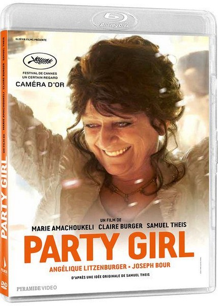 Party Girl [HDRip-1080p] [FRENCH]